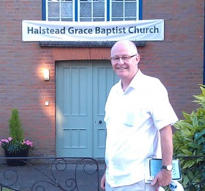 Our Pastor, Graham Field